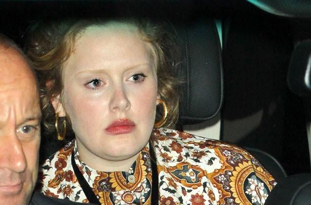 Adele Without Makeup Saubhaya Makeup